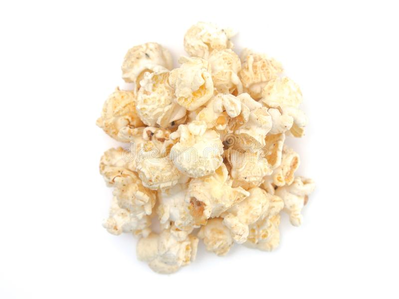 Chili Flavored Popcorn royalty-vrije stock foto