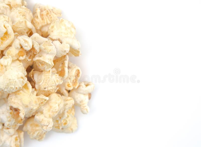 Chili Flavored Popcorn royalty-vrije stock fotografie