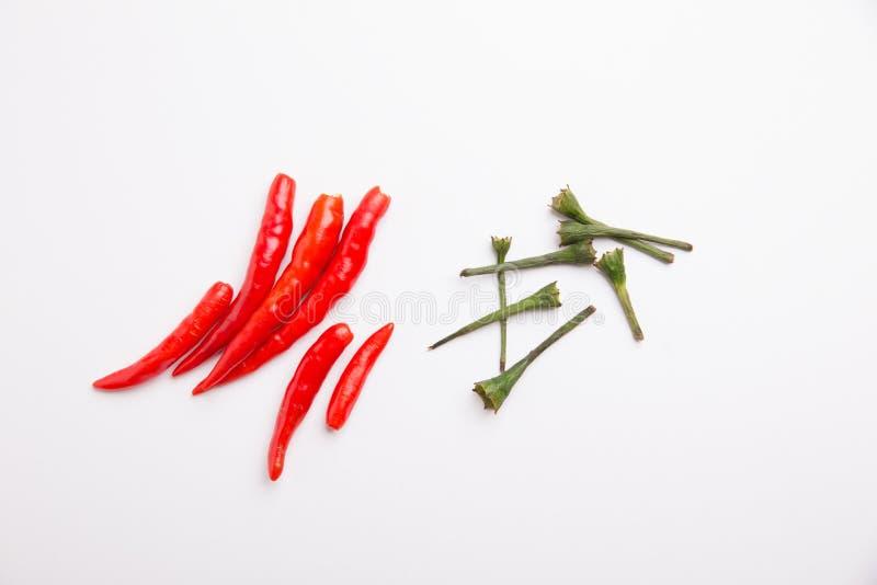 Chili fotografia stock
