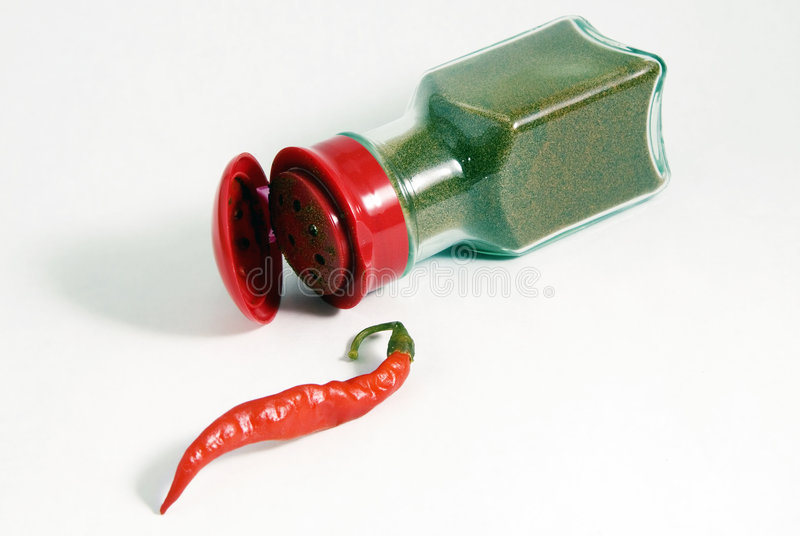 Chili Pepper And Spice Stock Images
