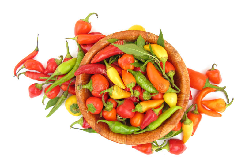 Download Chili Peppers Paprika Royalty Free Stock Photos - Image: 10742538
