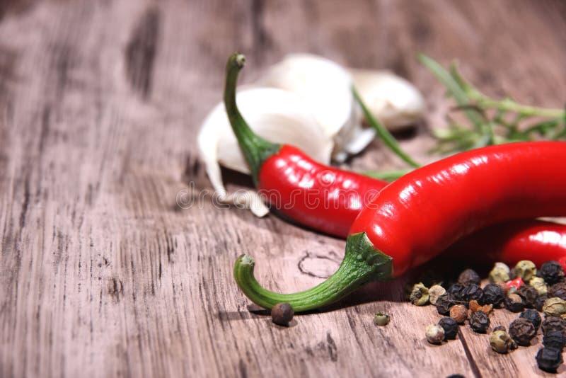 chili pieprze obrazy stock