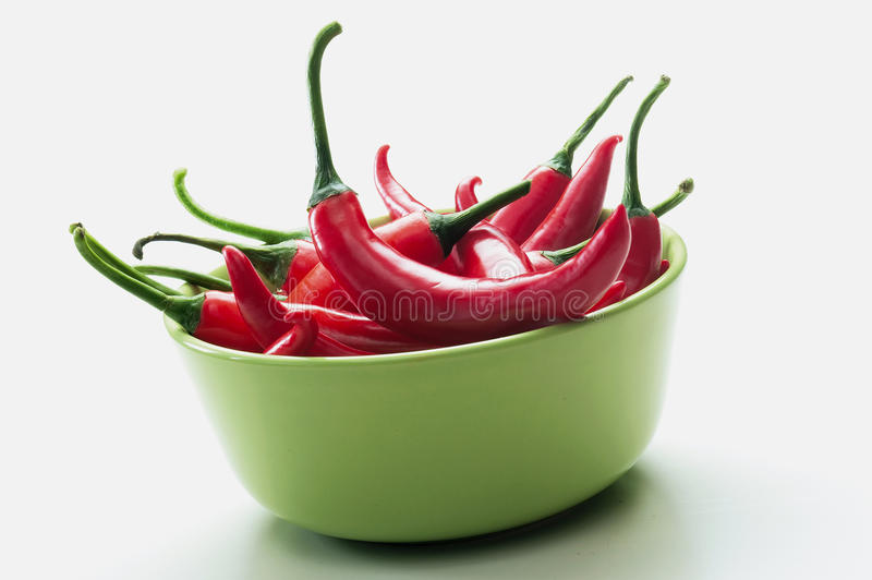 Download Chilies stock image. Image of delicious, bowl, chilies - 27179533