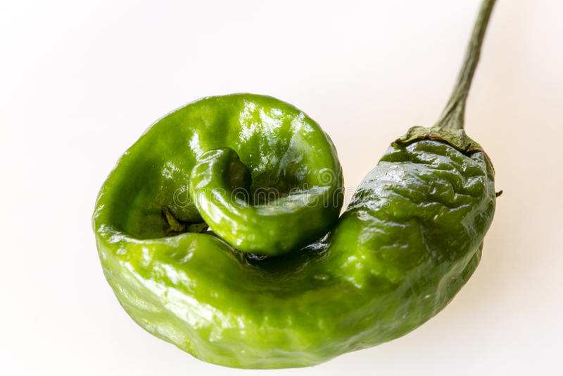 Chilikrullning arkivfoton