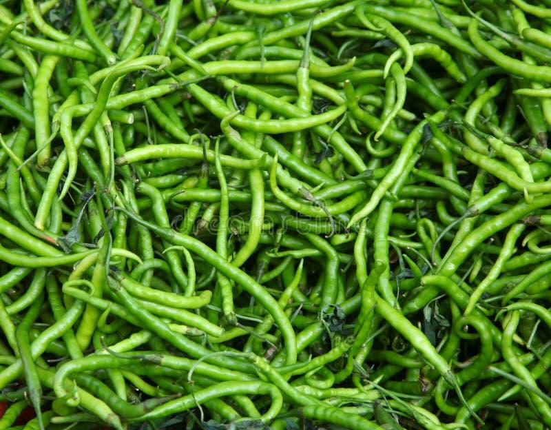 Chilis verdes imagenes de archivo