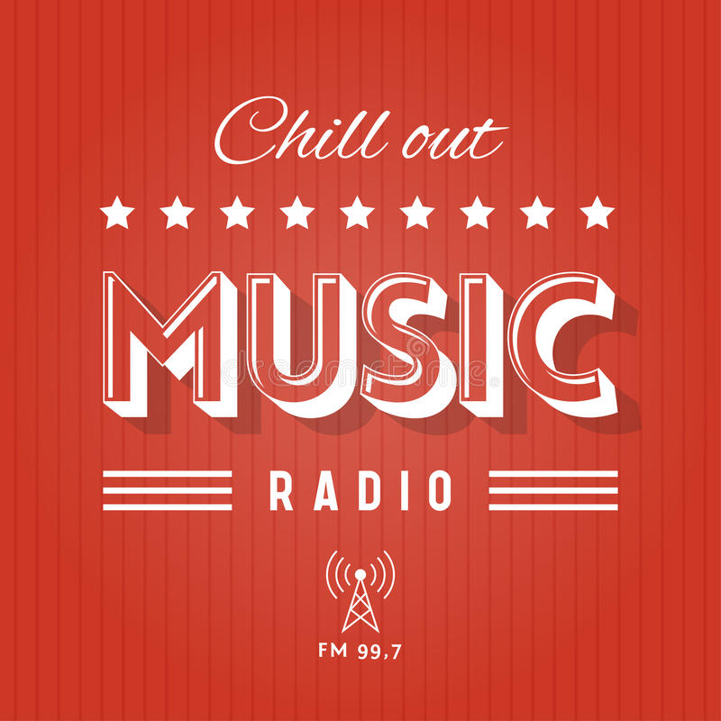 Free Chill Out Music Radio Stock Image - 32751391