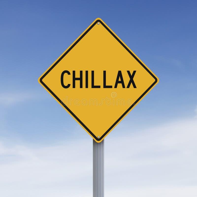 Chillax arkivbilder