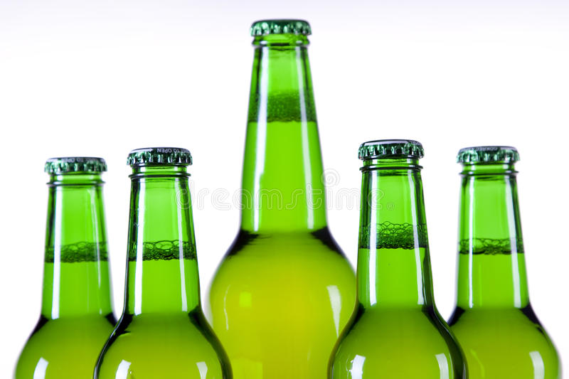 Download Chilled Beer On White Background Royalty Free Stock Photo - Image: 15631675
