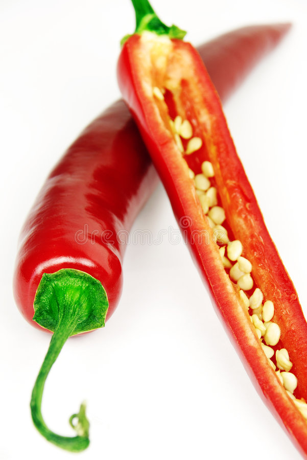 Free Chillies And Seeds Stock Photos - 2357383