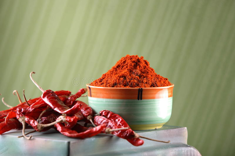 Download Chillipowder stock photo. Image of spices, indian, food - 19018154
