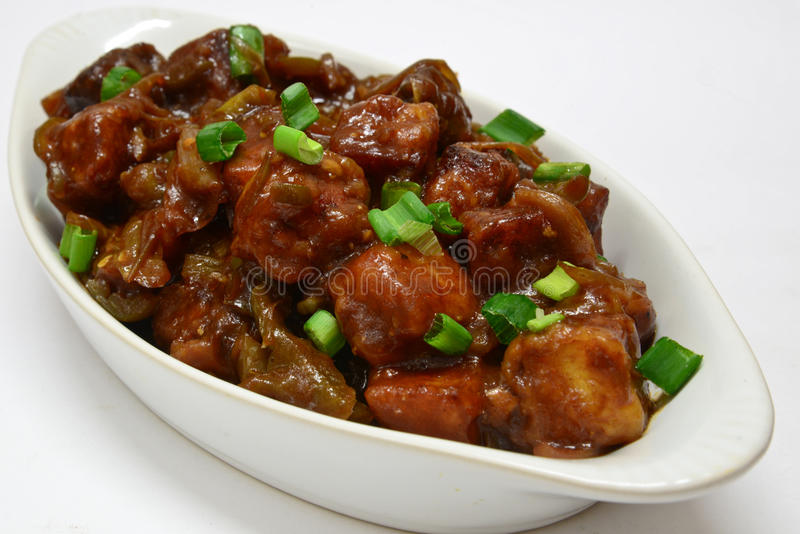 Download Chilly paneer stock image. Image of chinese, indian, asia - 33518739