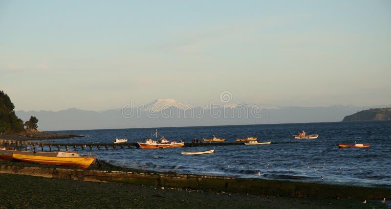 Chiloe stockfotografie