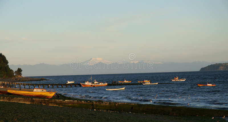 Download Chiloe stock photo. Image of castro, ocean, unspoilt, chile - 4581392