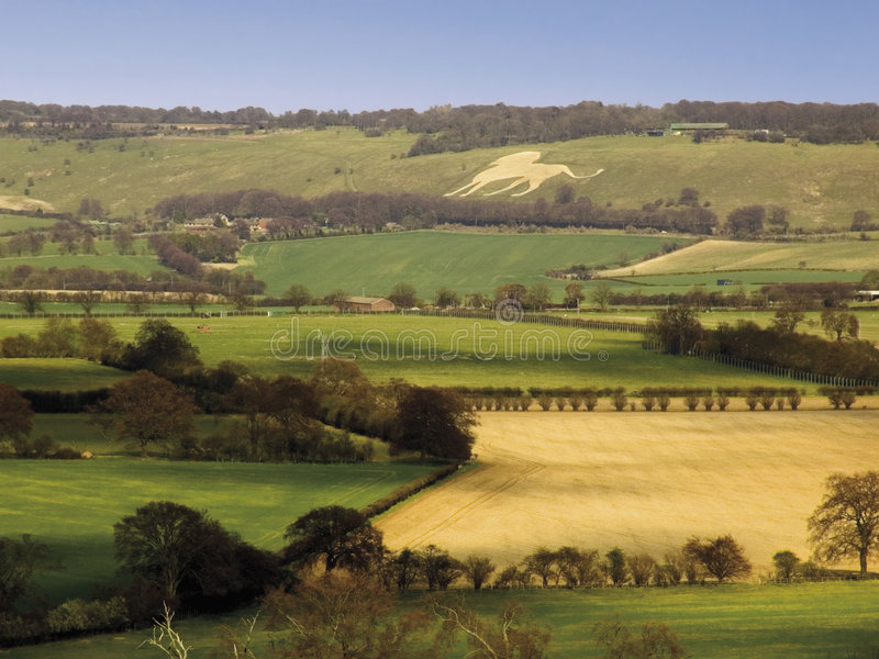 Chilterns stock photography