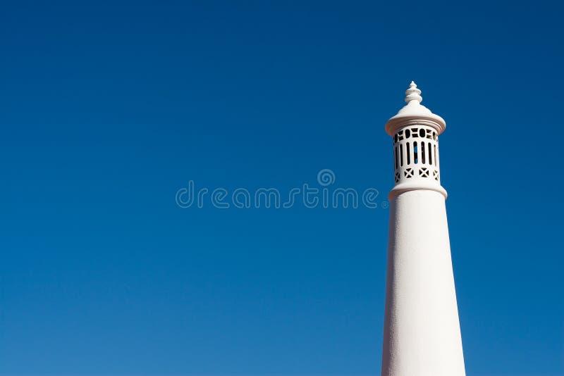 Chimenea de Algarve imagen de archivo