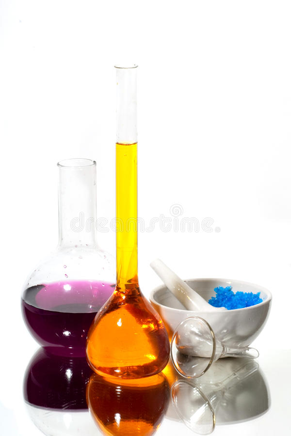 Chimie images stock