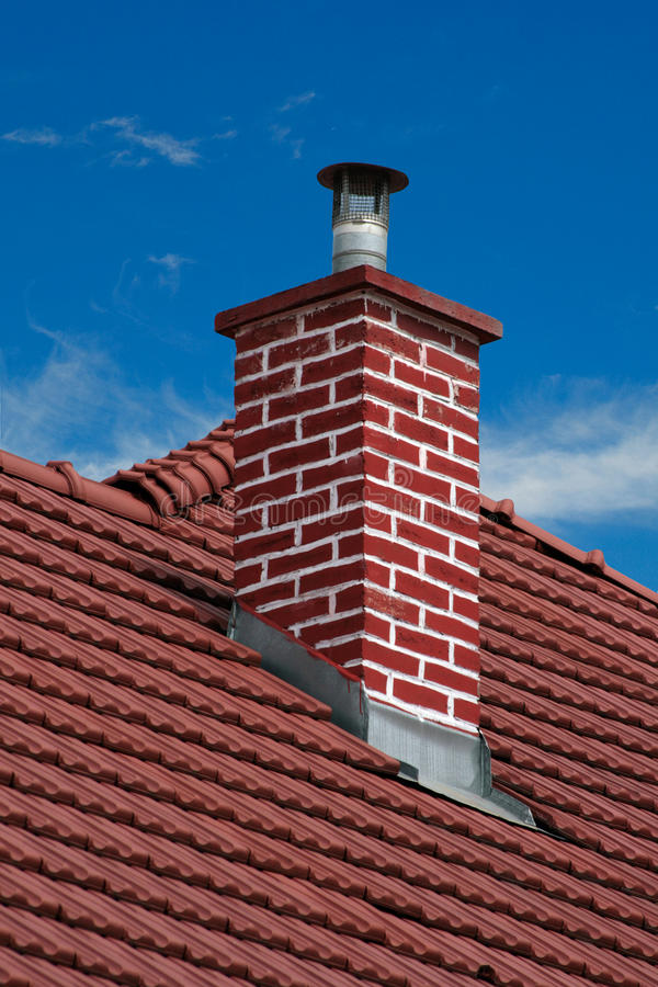 Free Chimney Royalty Free Stock Image - 10453356