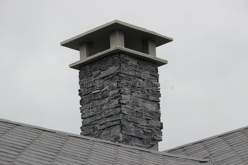 Chimney, Architecture, Building, Sky stock image