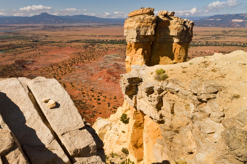 Download Chimney Rock, New Mexico Rock Formation Royalty Free Stock Photography - Image: 26341717