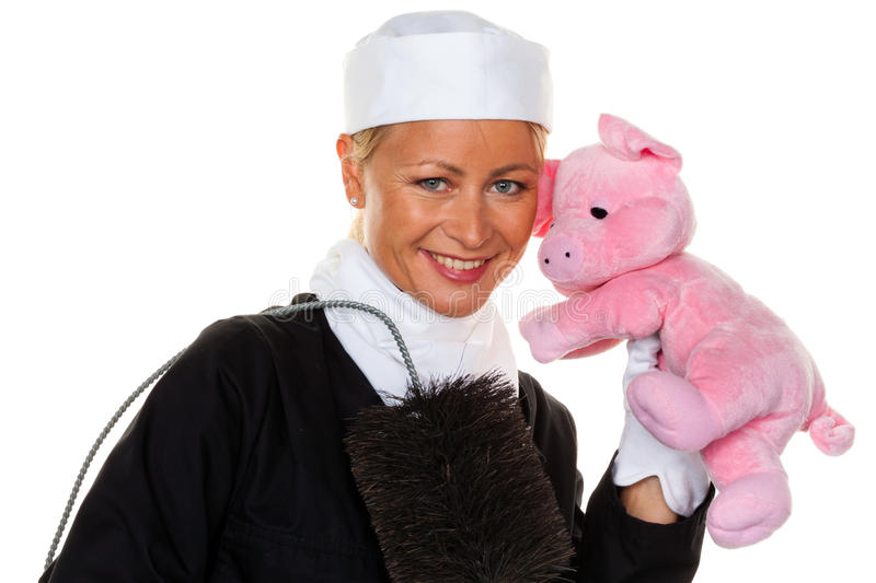 Download Chimney Sweep. Lucky Stock Photo - Image: 16091810