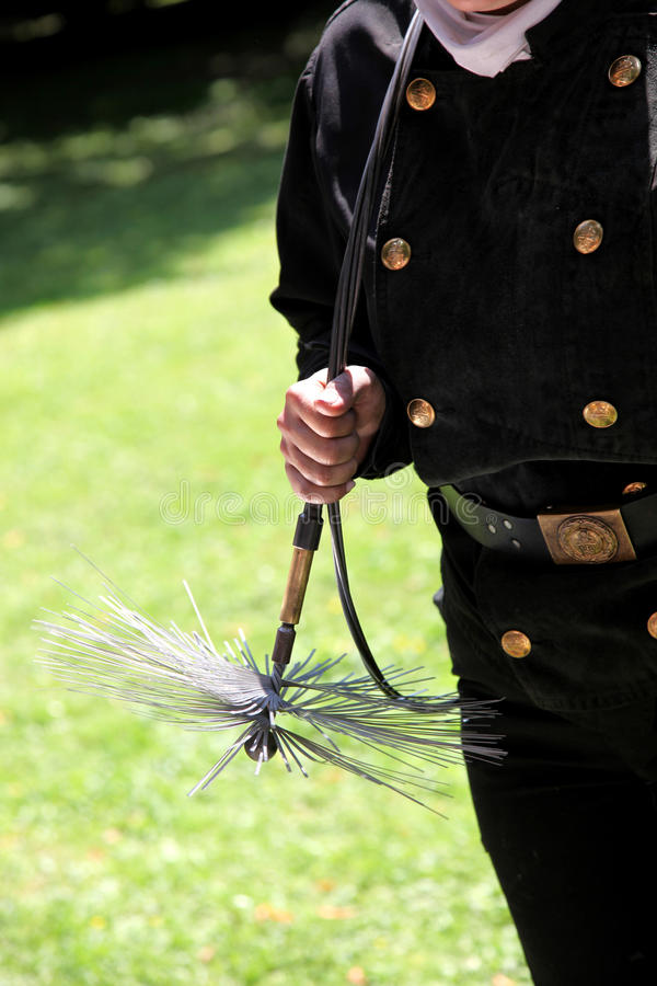 Free Chimney Sweeps Stock Photo - 14891020