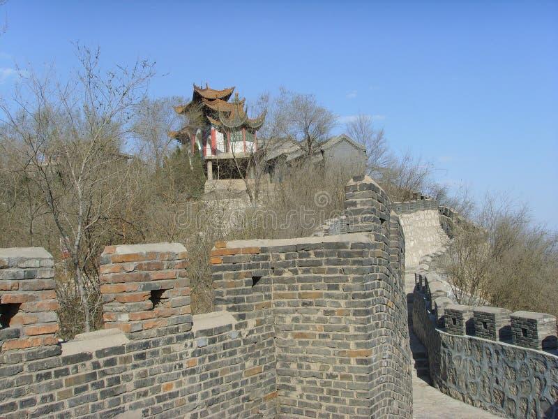 Chinês Baodu Zhai fotografia de stock royalty free