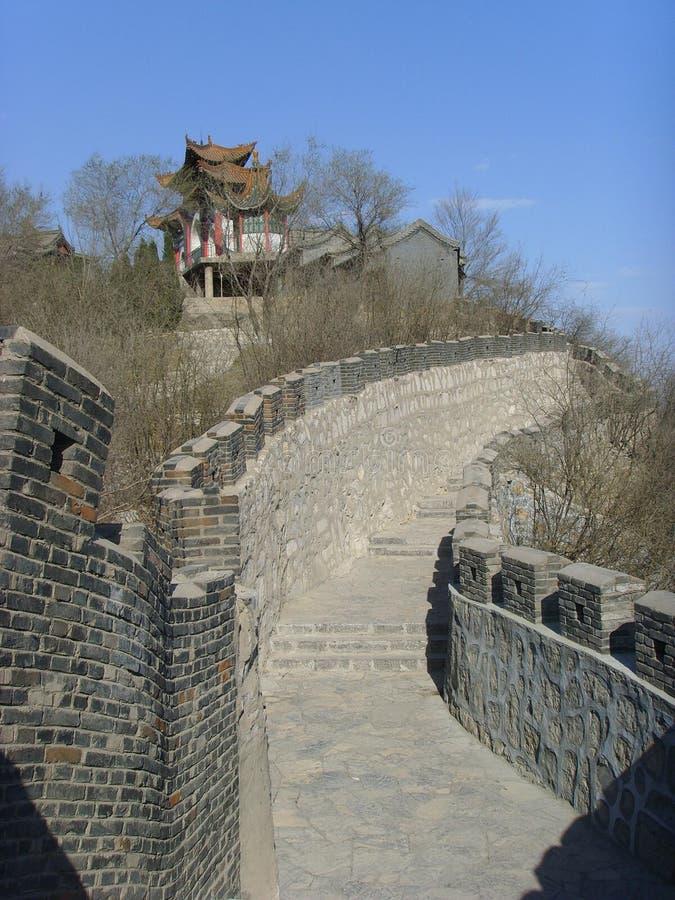 Chinês Baodu Zhai fotos de stock royalty free