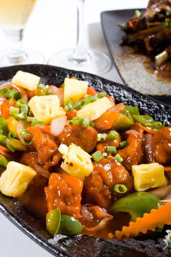 Chinês do alimento imagens de stock royalty free