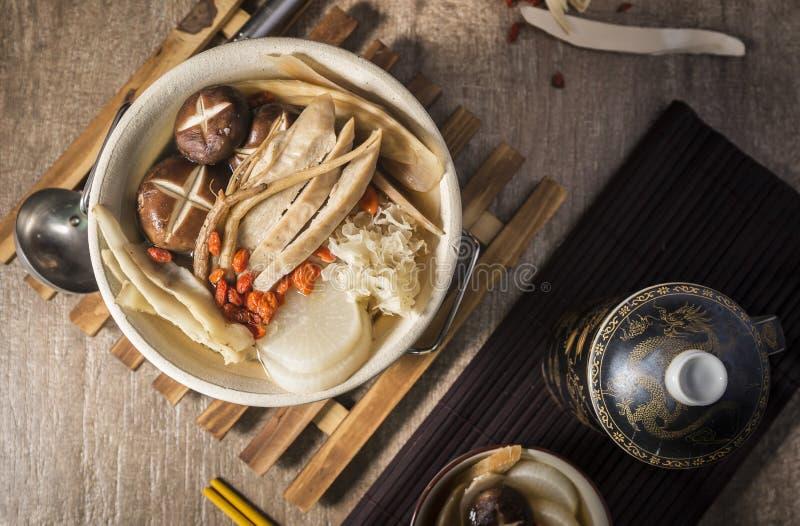 Chinês Hotpot foto de stock