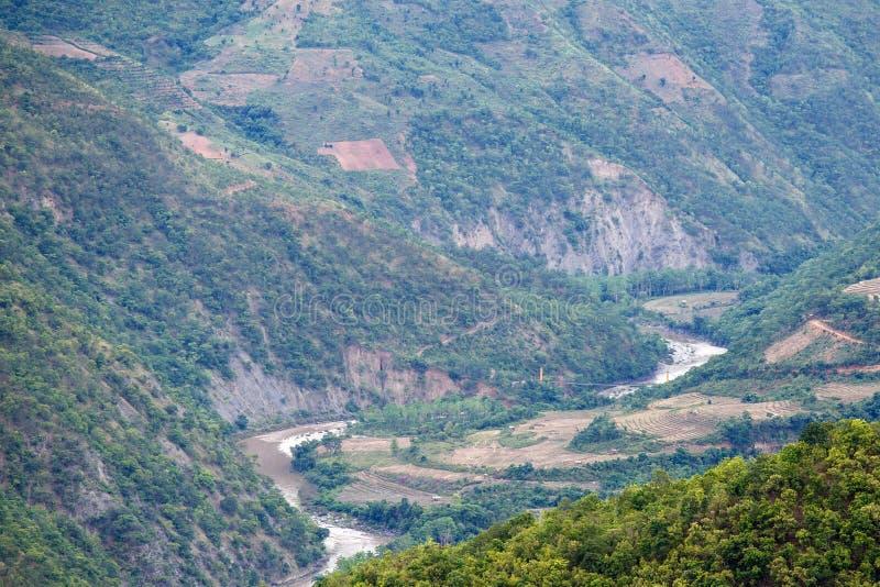 Download Chin State, Myanmar image stock. Image du myanmar, scénique - 56476781