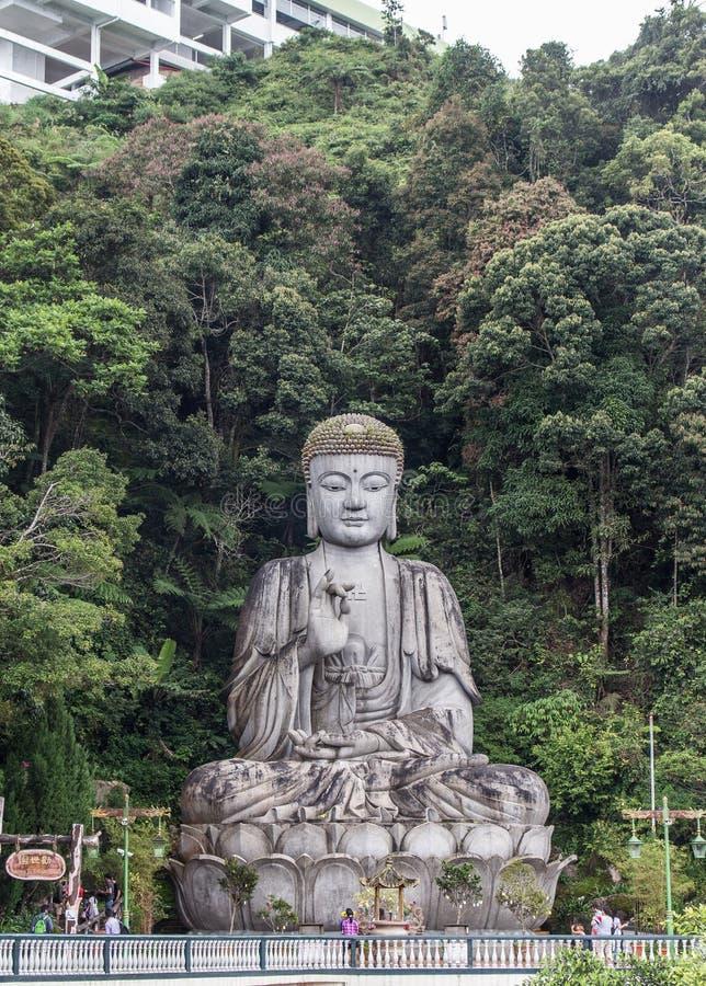 Chin Swee выдалбливает гористые местности Малайзию Genting виска стоковые изображения
