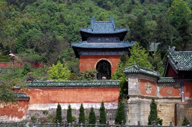 China-alte Architektur stockfotos