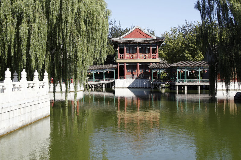 Download China Ancient Garden Scenery Stock Photo - Image: 6659902