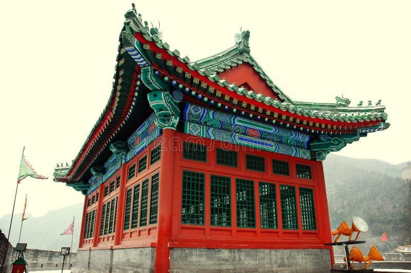 China-Architektur lizenzfreies stockfoto