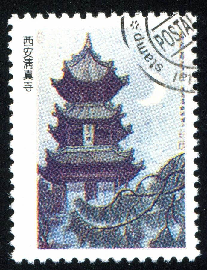 China-Architektur stockbild