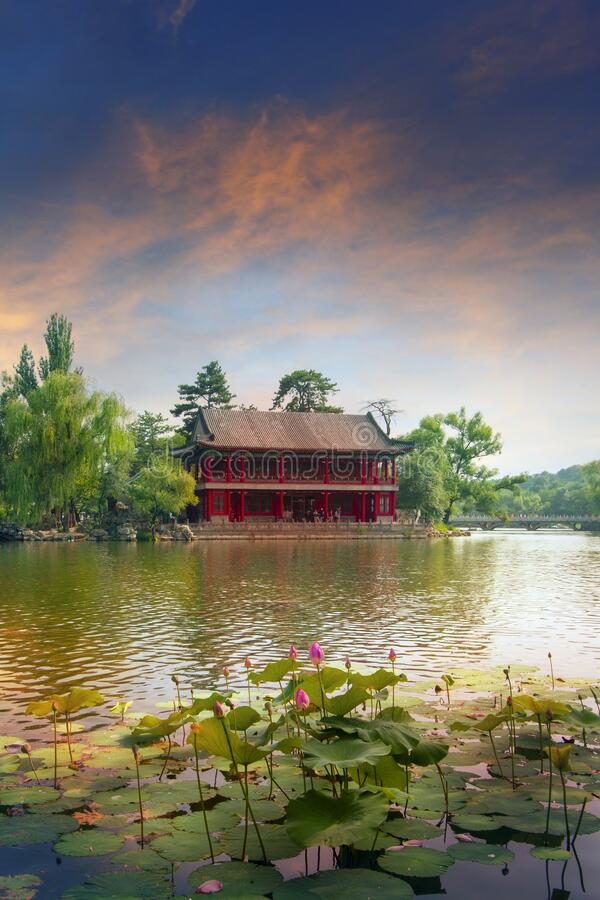 Free China Chengde Imperial Summer Resort, Hebei Stock Images - 181848244