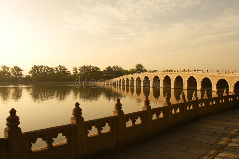 Download China classic arch bridge stock image. Image of stone - 24200121