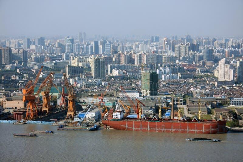 China de Shangai imagenes de archivo