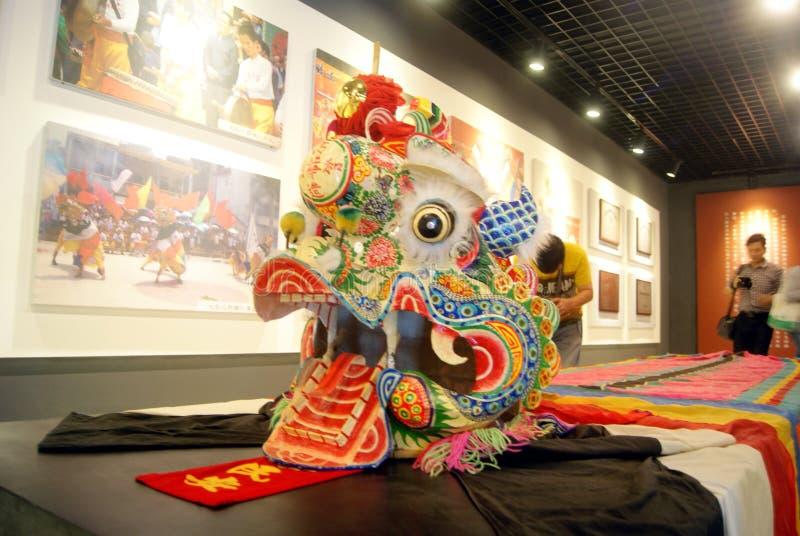 China de Shenzhen: museo del kylin imagen de archivo libre de regalías