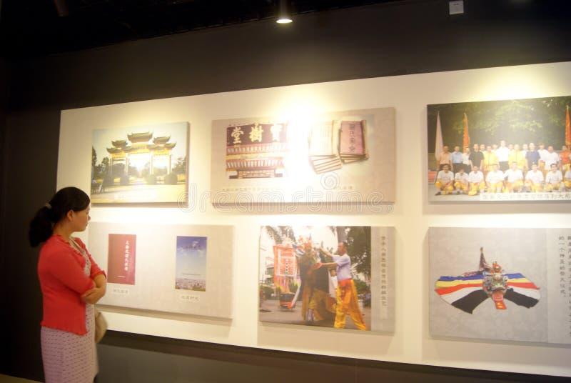 China de Shenzhen: museo del kylin imágenes de archivo libres de regalías