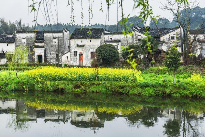 China do sul na mola fotos de stock