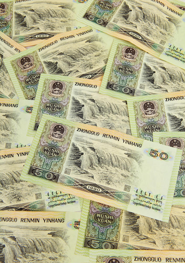 Download China Fifty Dollar Banknote Stock Image - Image: 21924539