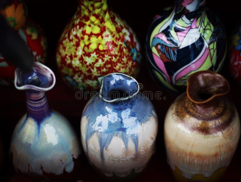 China-Flasche lizenzfreie stockfotos