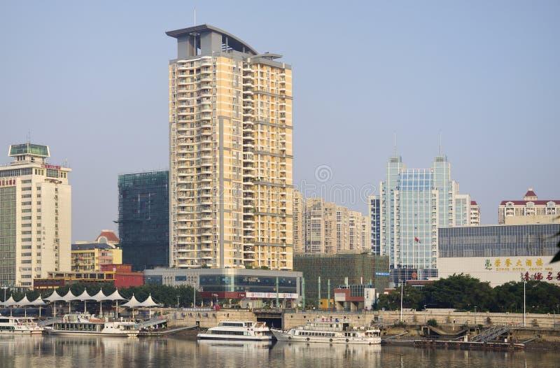 China Fuzhou Urban stock images