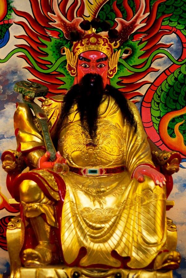 China God Stock Image