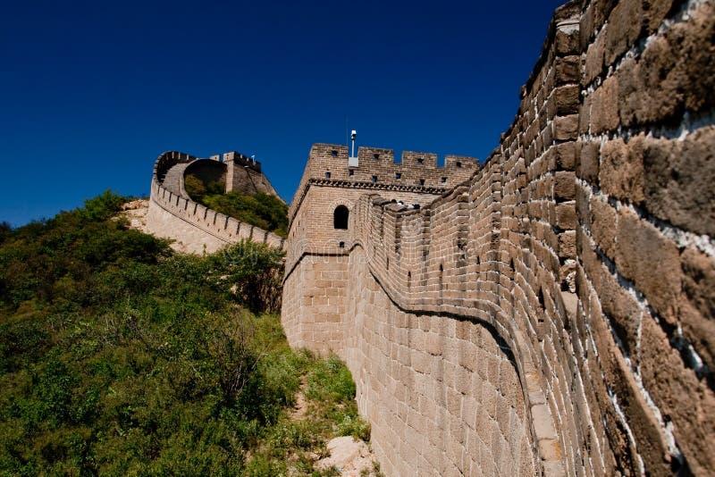 china great wall 图库摄影