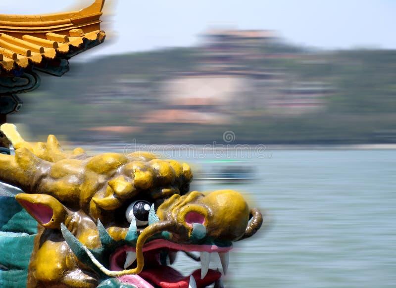 China hermosa, palacio de verano imágenes de archivo libres de regalías