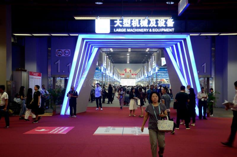 China Import and Export Fair 2019 arkivfoto