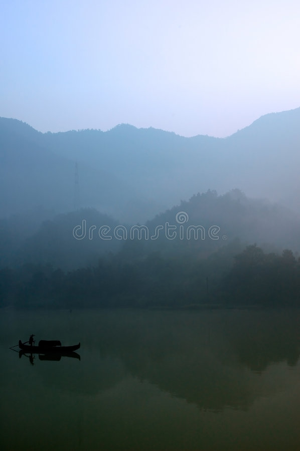 Download China landscapes stock image. Image of tree, lake, outdoor - 8342875
