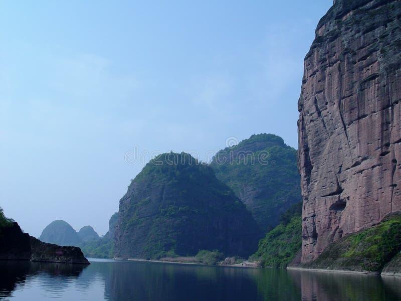 China-Landschaft stockfoto